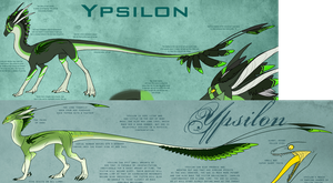 the evolution of Ypsilon by annicron