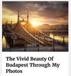 The Vivid Beauty of Budapest by piximi