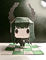 death master paper craft by nadiki