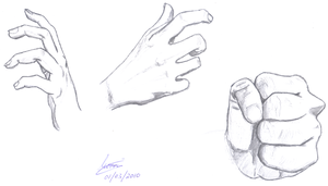 Hands sketches by conquer001