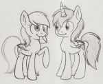 I brought you a letter!! by Star-Sketcher-MLP