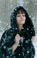 Snow Day. Robyn. 2011. by triscuitbox
