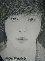 Jung Young Hwa by Vivi--Art