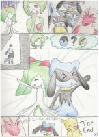 Black Latios - Shenanigans 2 by AquaShines