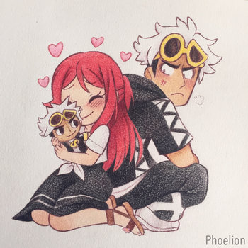 The Plushie of My Dreams by Phoelion