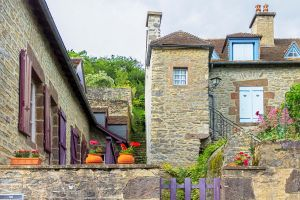 Fresnay sur Sarthe  le bourg neuf2 by hubert61