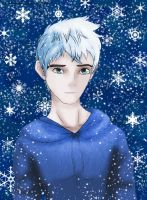 Jack Frost by AlonDarsSister