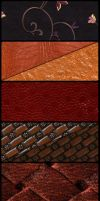 Leather Patterns 1 by css0101