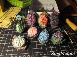 Brain Jewelry by ZombieHun