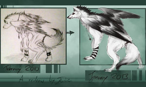 Redraw 2010 - 2013 by Remarin