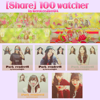 [Share] 100+ watcher by KeroLee2k