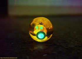 The Pokeball of Psyduck by Jonathanjo