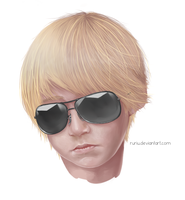 actual 13 year old dave strider. by ruriu