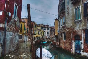 Venice No. 2 by Piroshki-Photography