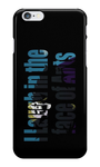Barragan Typography Iphone 6 case by Cosmicmoonshine