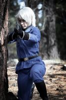 Axis Powers Hetalia: One Shot by OztheNekoMaster