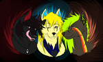 SC3: Three Friends-CherryRainBlossom icon contest by ThisTeaIsTooSweet