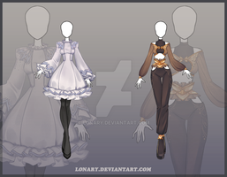 [Close] Design adopt_127-128 by Lonary