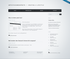 a3 Blogdesign by emotioncore