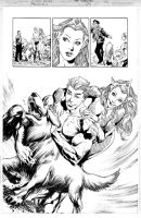 AQUAMAN Issue 04 Page 21 by JoePrado2010