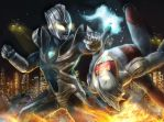 Ultraman by TSIB