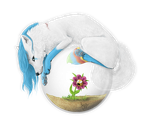 [G] .:Trapped flower:. by ancarie-bluewolf