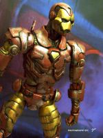 Marvel Ironman repaint 03 by wongjoe82