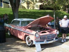 1956 Chrysler Windsor III by darquewanderer