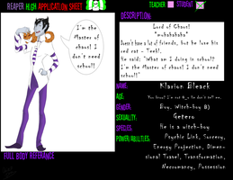 RP reference for Klarion by Chizu-PS