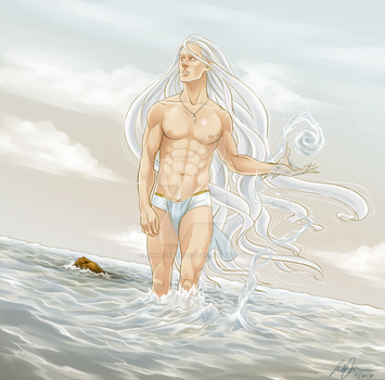 Son of the Sea by anniecoleptic