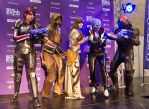 Spillexpo Cosplay finals Saturday by Simmemann