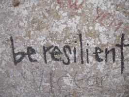 Be resilient by Hex-Reinette