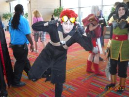 Jack Spicer at Connecticon 2012 by PsychoBabble192