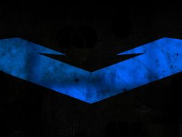 Nightwing Banner Background by heyPierce
