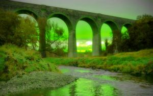 The Viaduct 4 by welshdragon