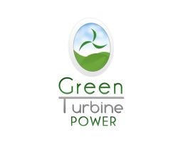 Green Turbine Logo 3rd Option by hamzahamo