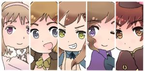 APH Female Allies by DorothyBomeraang
