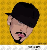 rod in vector by rodmen