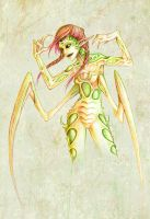 soul insect by FoxSagebrush