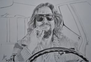 The Big Lebowski by Alberto-B