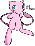 Mew by DeathToSquishies