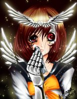 Chrome Angel by Hana-Keijou