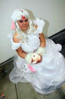 Mokona Cosplay 27 by LizCosplay1982
