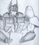 [REQUEST] TFP Ultra magnus for Maximillian-N by FlashouArts