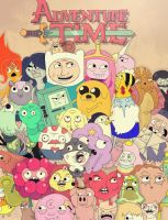 Adventure time ? by lavi-n