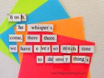 The Daily Magnet #92 by FridgePoetProject