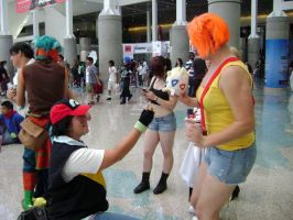 AX 09-Misty I Love You by moonymonster