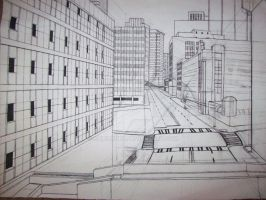 4 point perspective by saifirenet