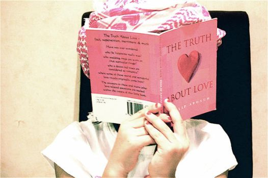 The Truth About Love by UAE-Eyes