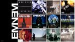 Eminem Discography by danielboveportillo